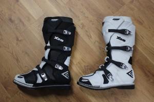 Shot X20 Boots